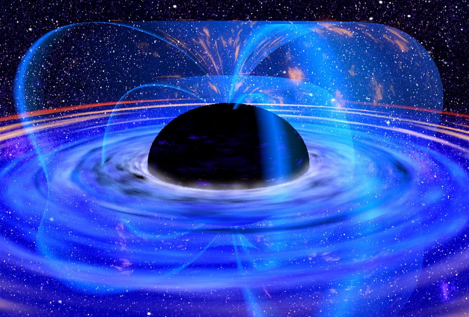 research essay on black holes